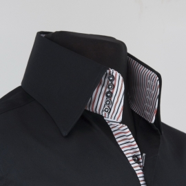 Рубашка с высоким воротником Tunica Benefit